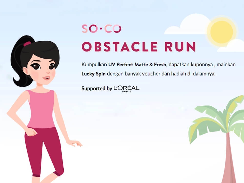 SOCO-Obstacle-Run