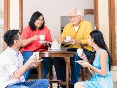 Pertemuan Pertama dengan Orang Tua Pasangan