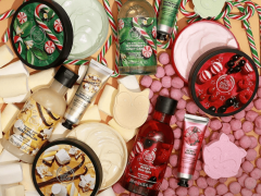 The Body Shop Enchanted by Nature