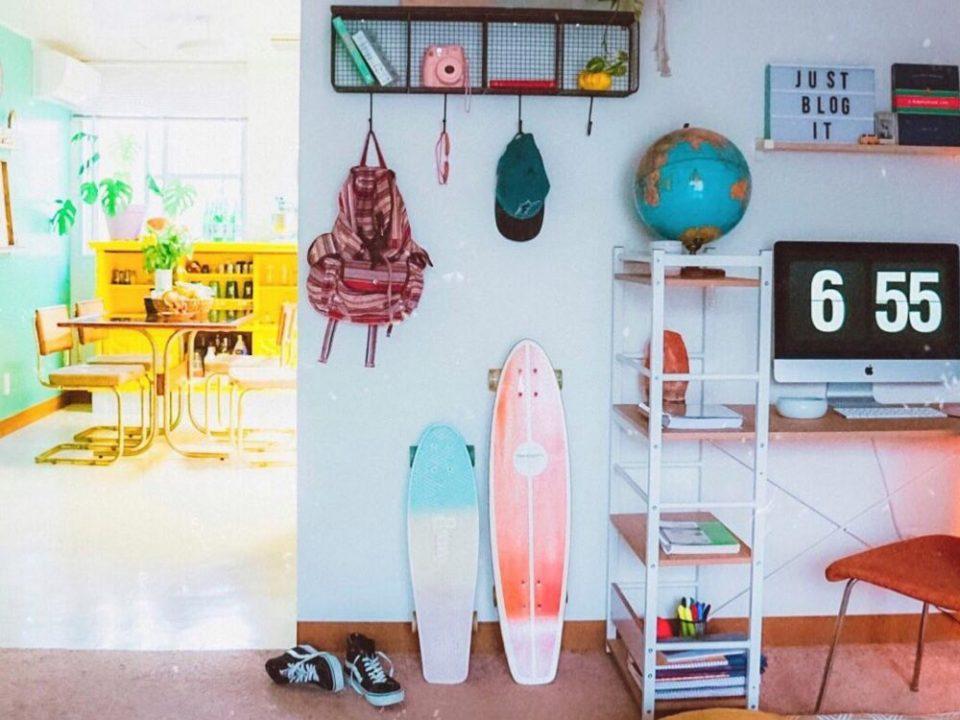 inspirasi akun instagram untuk pencinta dekorasi warna
