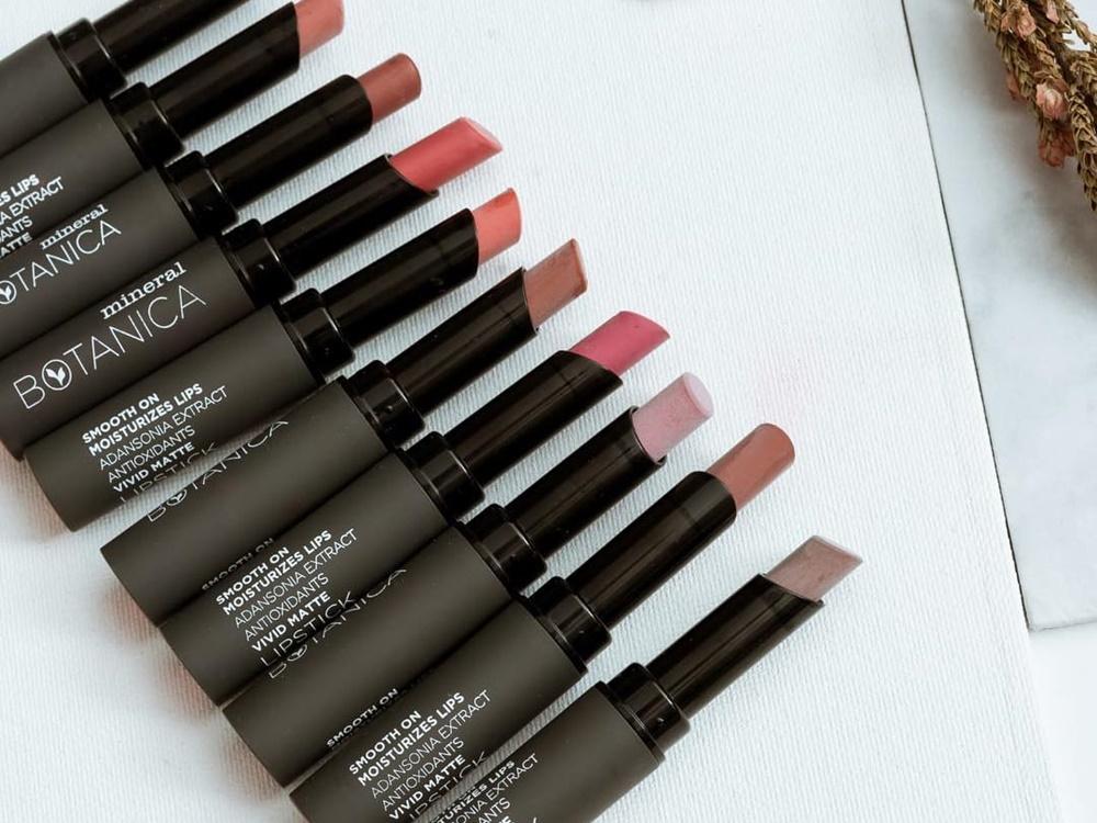 lipstik dari brand lokal dan drugstore