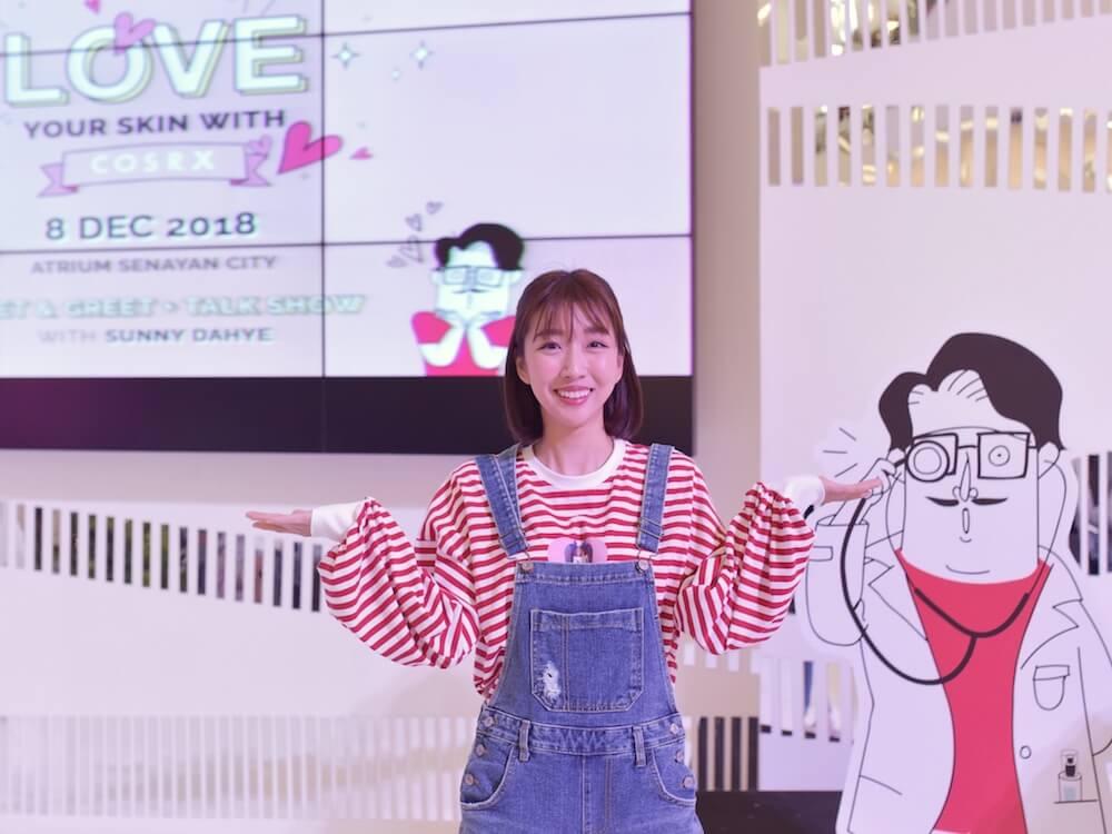 Meet & Greet with Sunny Dahye
