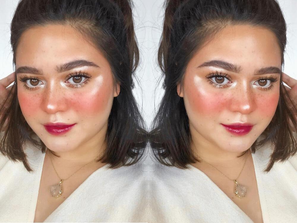 Inspirasi Makeup Pesta Natal