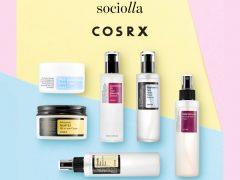 Produk baru COSRX di Sociolla