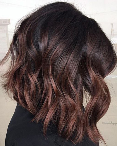 warna rambut 2019