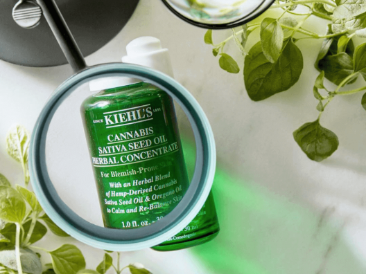 Kiehl's Cannabis Sativa Seed Herbal Concentrate