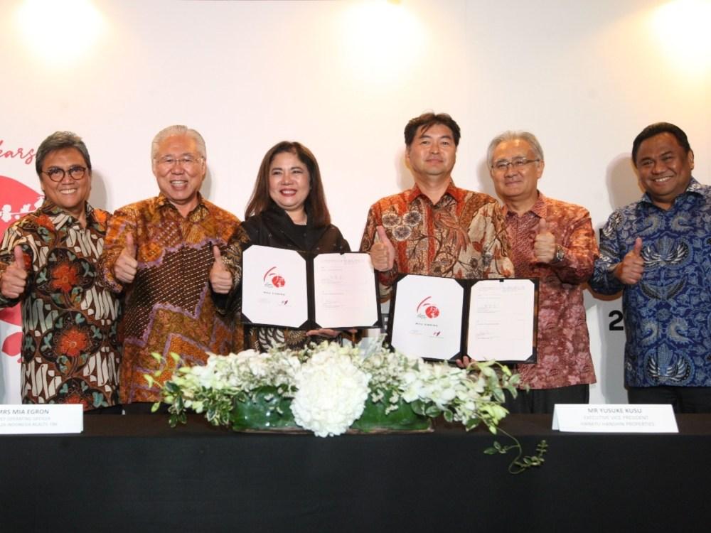 MoU kerjasama Indonesia dan jepang dalam bidang properti