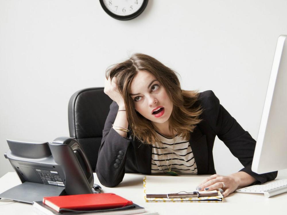 8 Jam Tak Cukup Untuk Menyelesaikan Pekerjaan