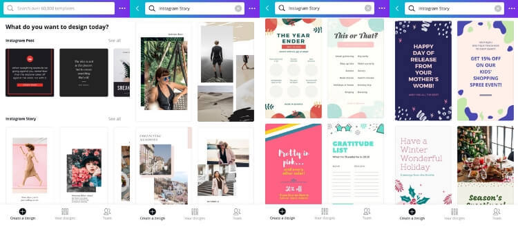 Aplikasi Gratis untuk Instagram Story