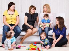 sindrom ibu kompetitif