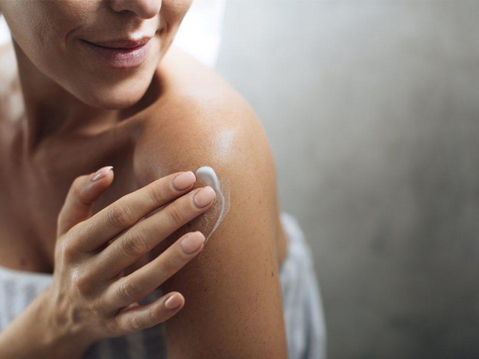 Body Lotion Anti-Aging