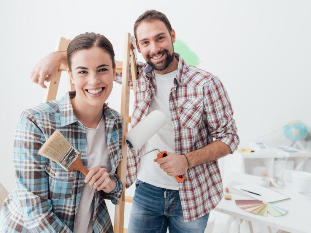 trik menekn biaya renovasi rumah