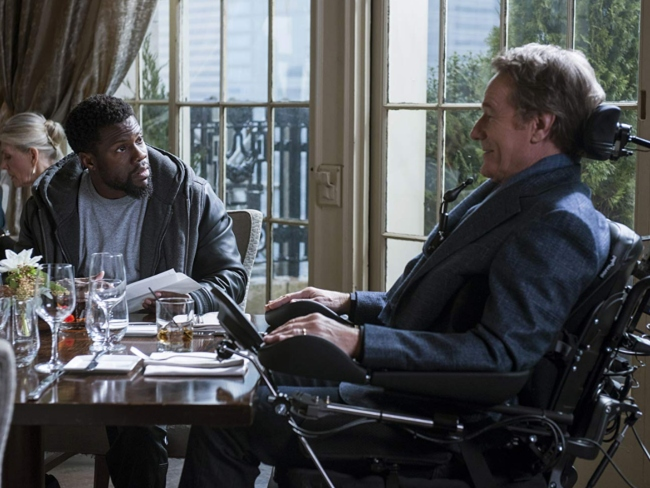 review film The Upside