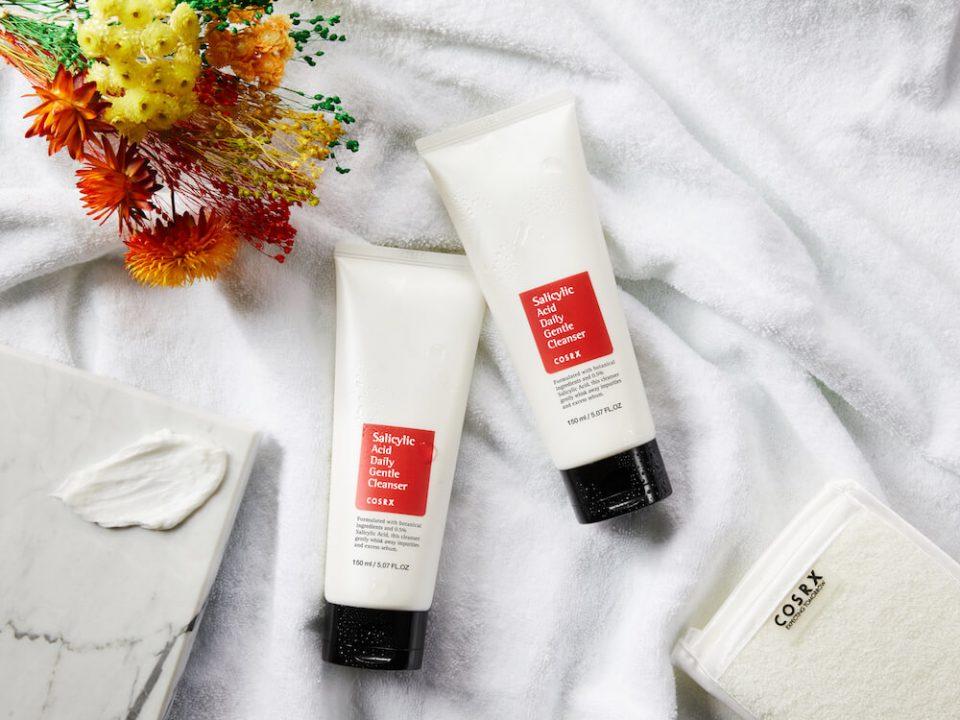 Skin Care Korea yang Mengandung Salicylic Acid