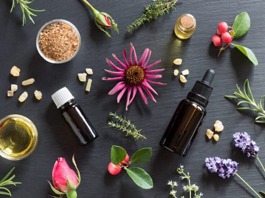 Manfaat Aromaterapi