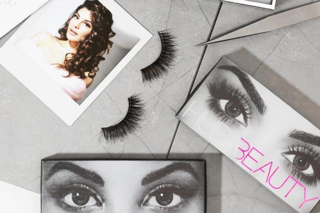 Huda Beauty and Artis Bollywood Jacqueline Fernandez