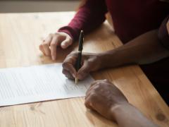 persiapan perjanjian pra-nikah
