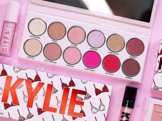 Kylie Cosmetics Valentine Collections