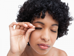 Tips menggunakan bulu mata palsu