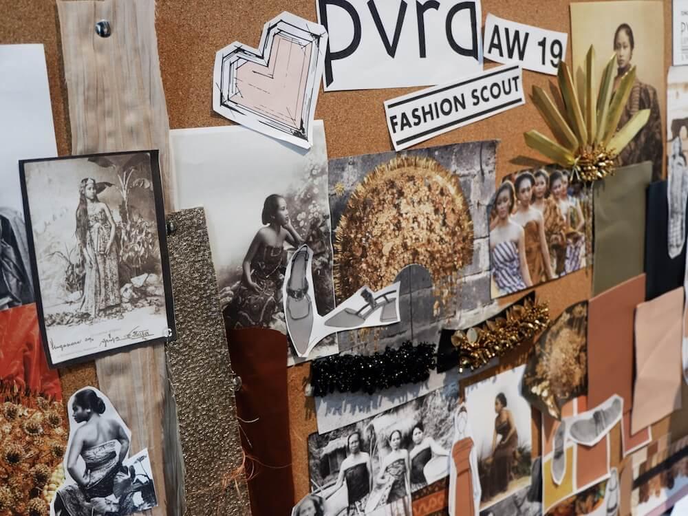 PVRA London Fashion Scout 2019