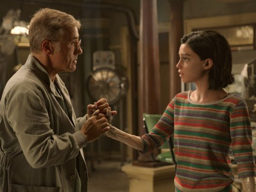 review film alita battle angel