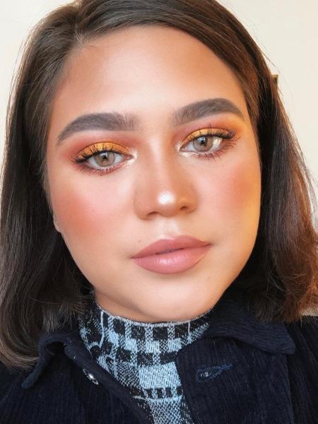 inspirasi makeup imlek