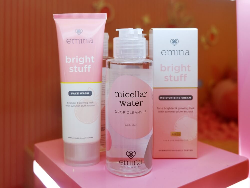 Emina Bright Stuff