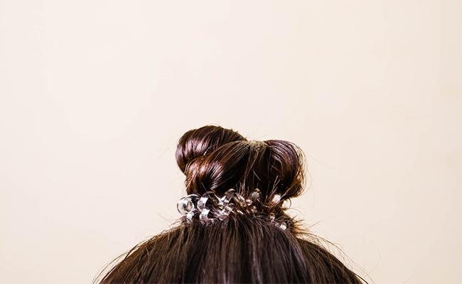 menata rambut