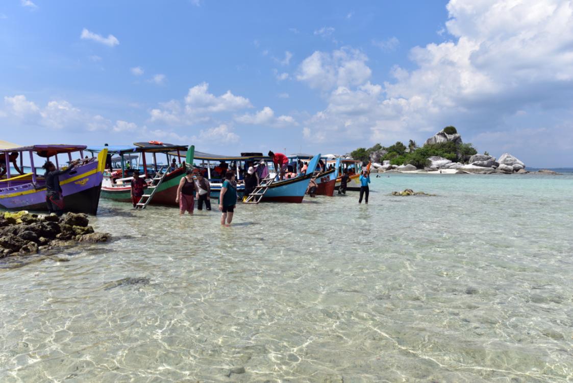 Belitung sebagai tempat wisata terbaik