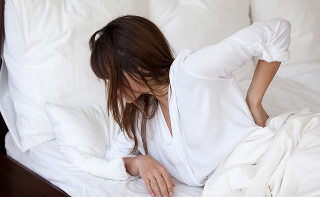 tidur tanpa menggunakan bantal