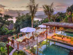 Eco Resort di Indonesia