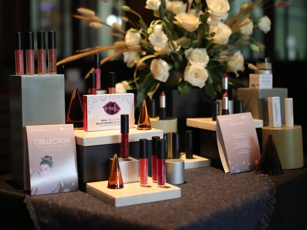 Collection Cosmetics Grand Launching