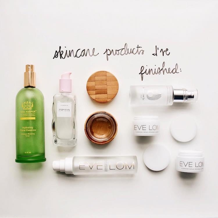 Alasan Rasa Puas Menghabiskan Produk Kecantikan