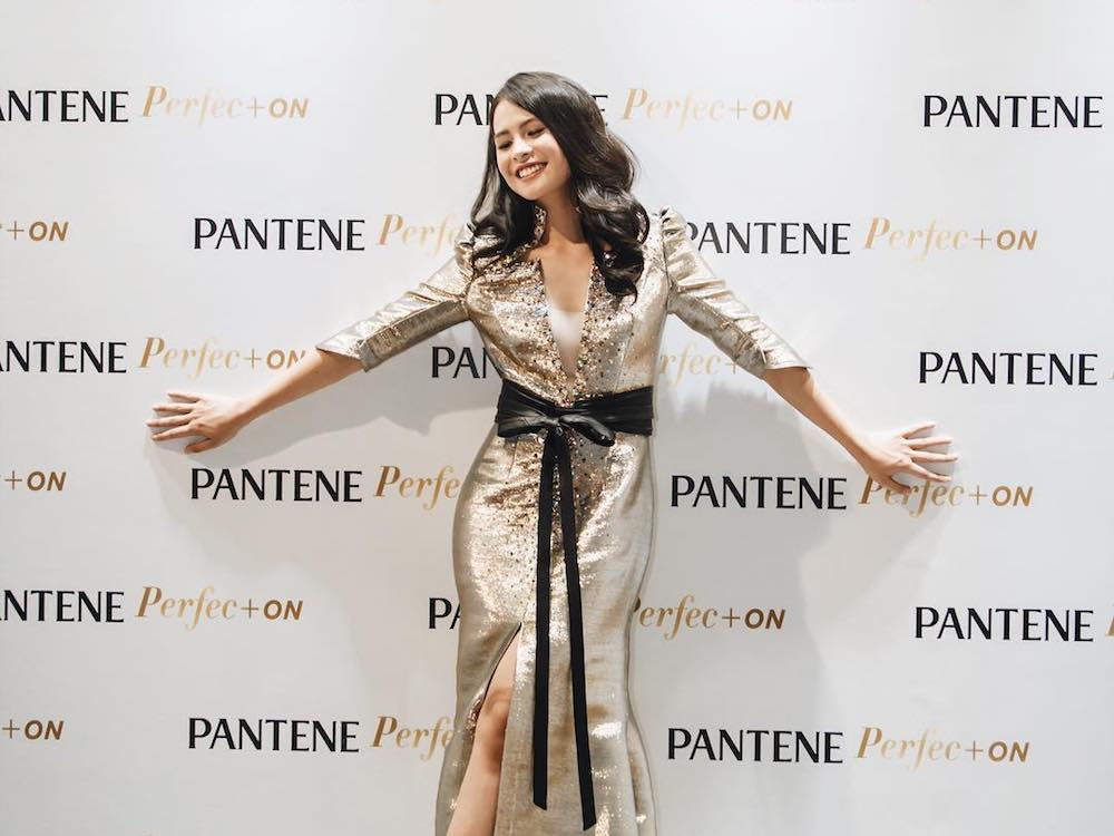 Pantene Perfect On Art Experience