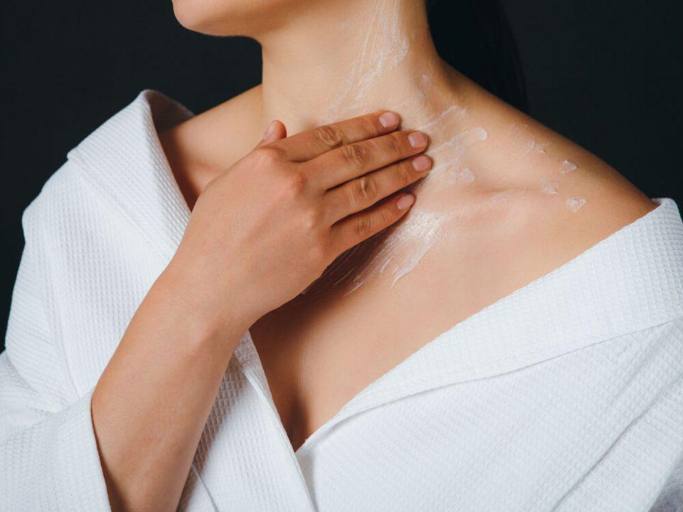 Rekomendasi Produk Perawatan Leher