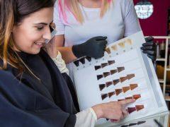 Tips Hemat Mengecat Rambut di Salon