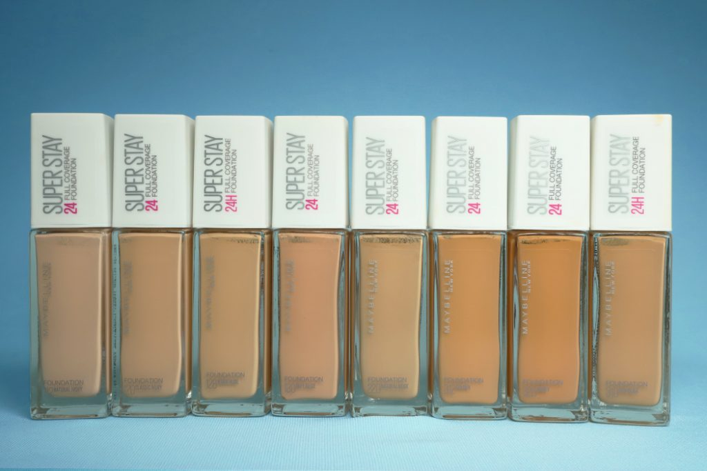 Review Maybelline Super Stay Full Coverage Foundation