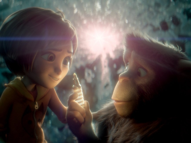 review film wonder park