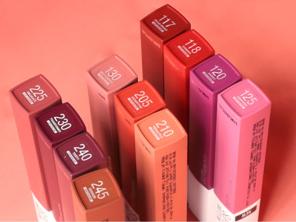 Review Maybelline Superstay Matte Ink