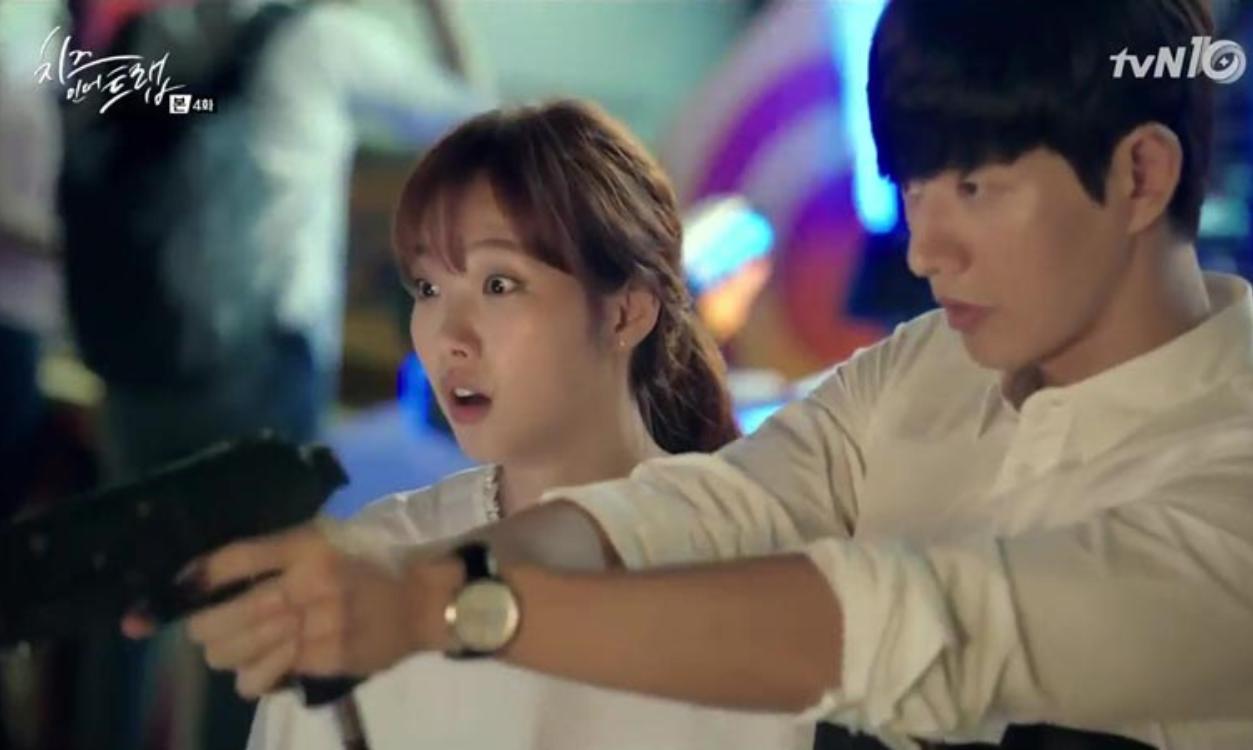 Ide kencan drama Korea