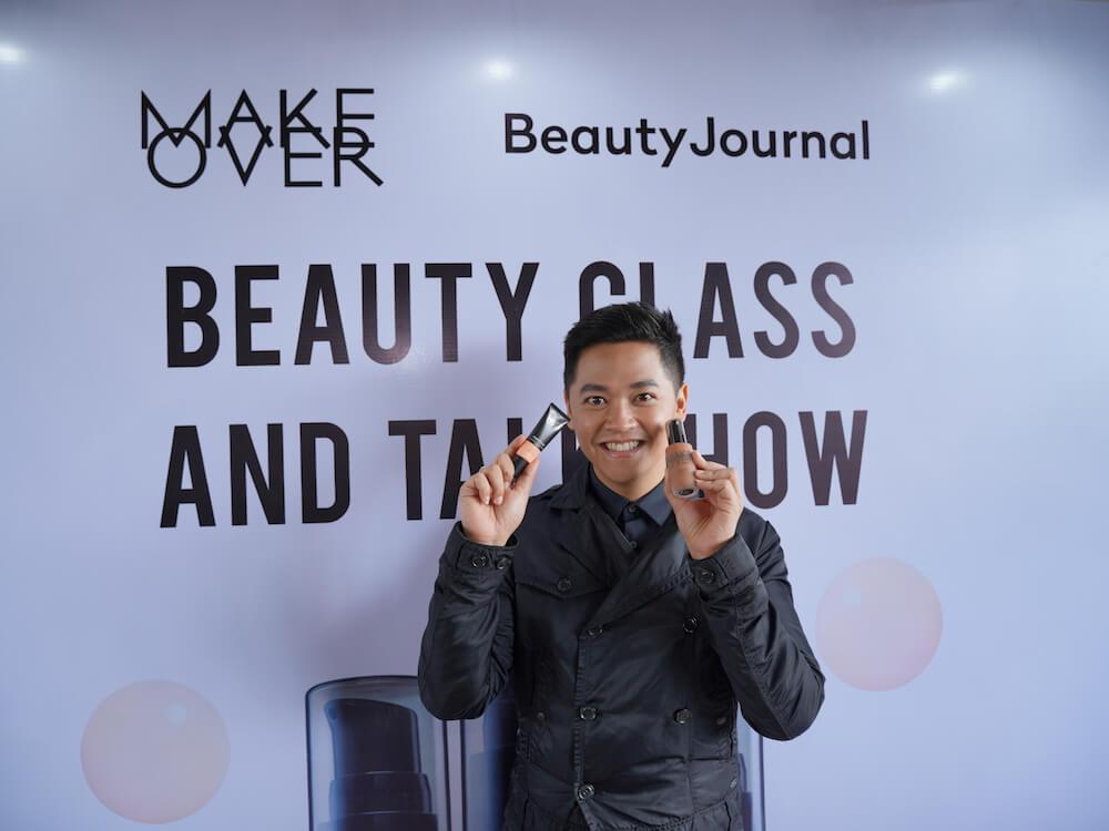 Make Over Beauty Class Oscar Daniel