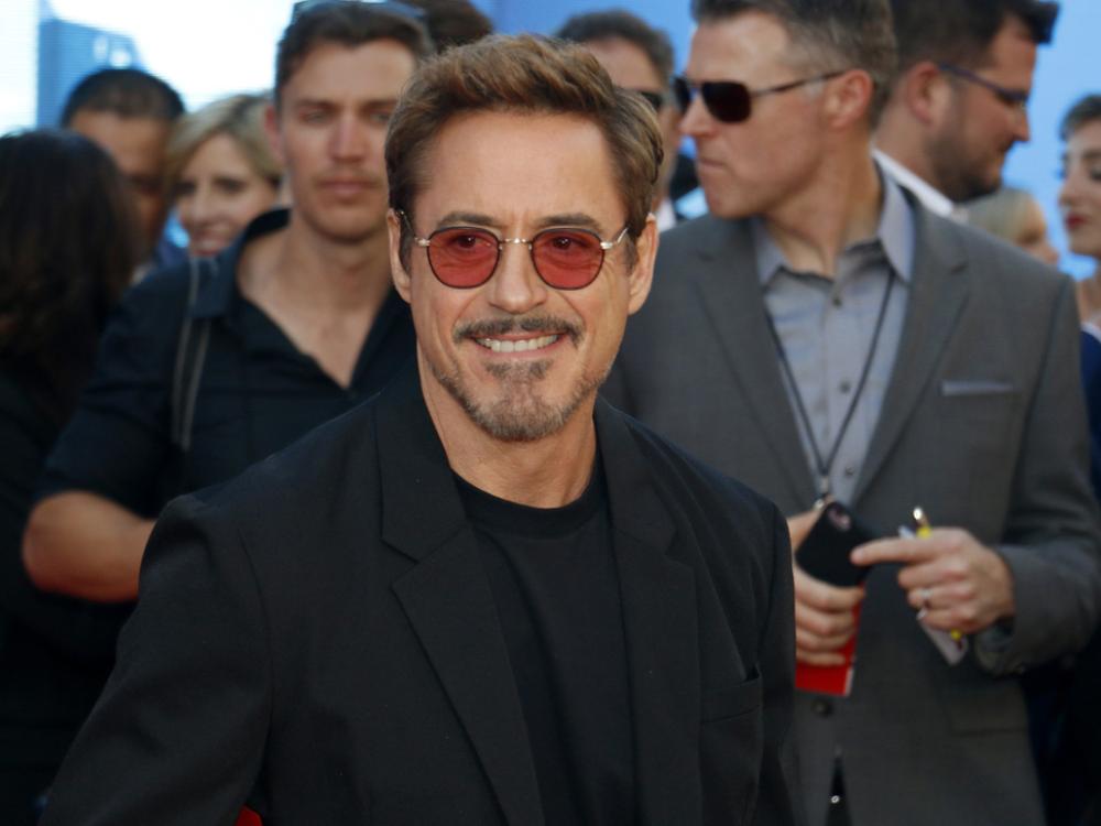 Fakta menarik Robert Downey Jr