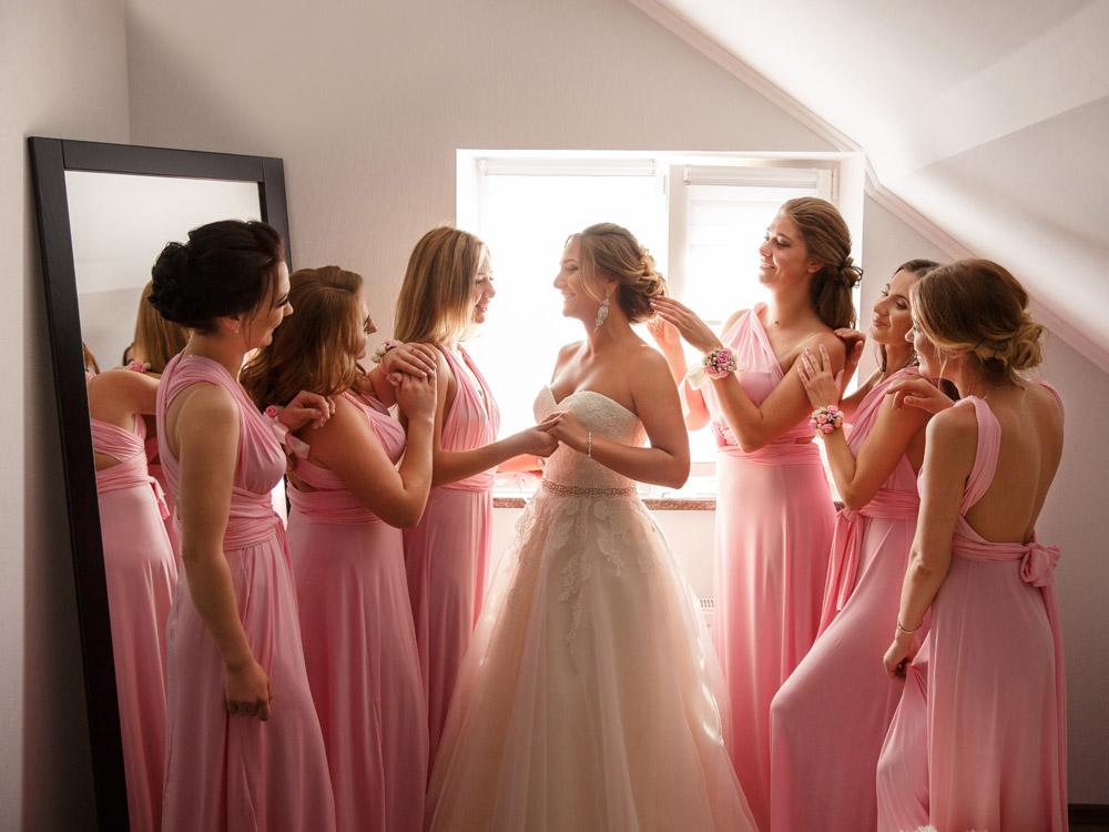 tips jadi bridesmaid