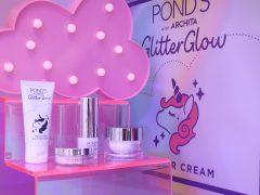 Pond's Glitter Glow