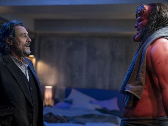 Review film Hellboy