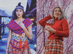 traveller wanita indonesia
