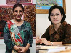 menteri wanita berprestasi