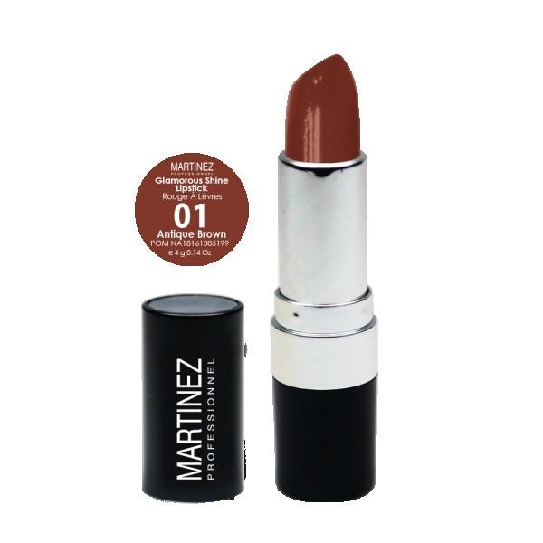 Martinez Artist Glam Dramatic Glow Lipstick