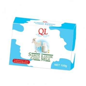 QL Cosmetics Sabun Lulur Goat Milk