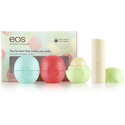 EOS Organic Lip Balm Multipack